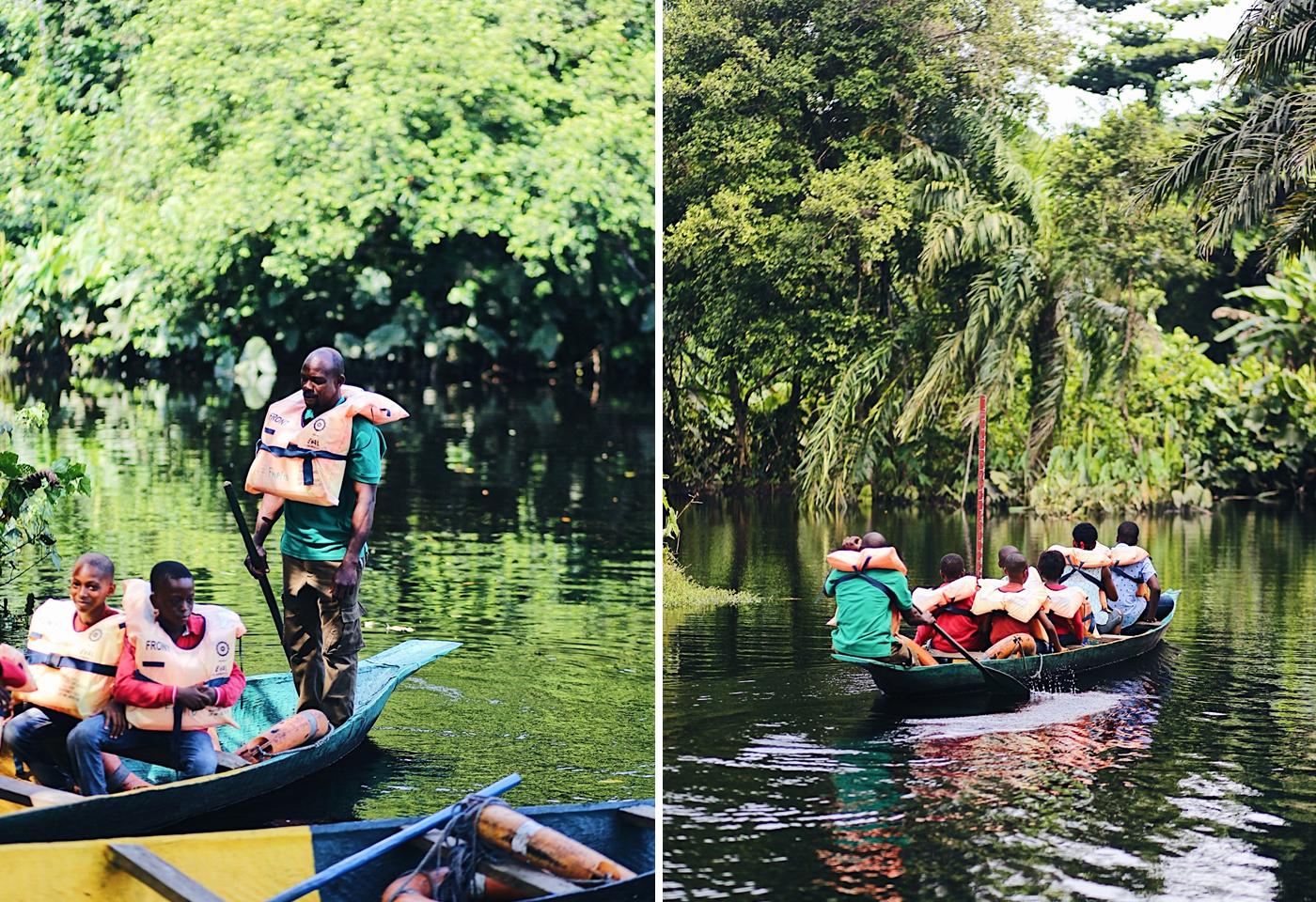 Finima Nature Park Canoe