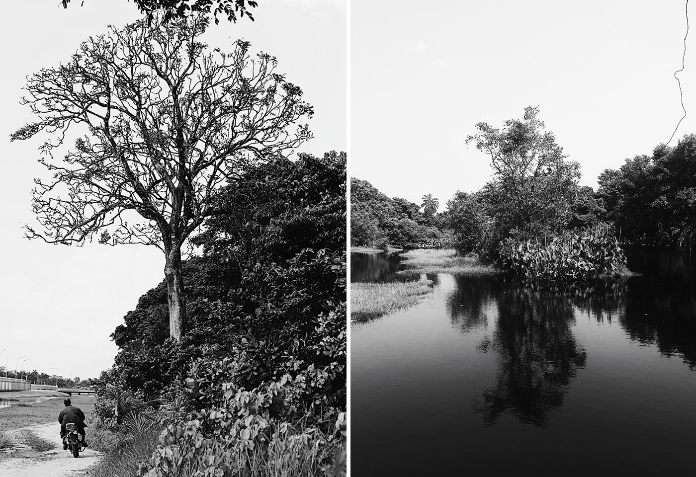 Finima Nature Park Pond