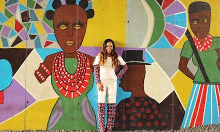 Artist in Focus: Perrin Oglafa
